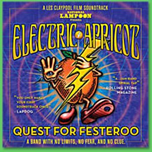 Les Claypool - Electric Apricot Original Film Soundtrack
