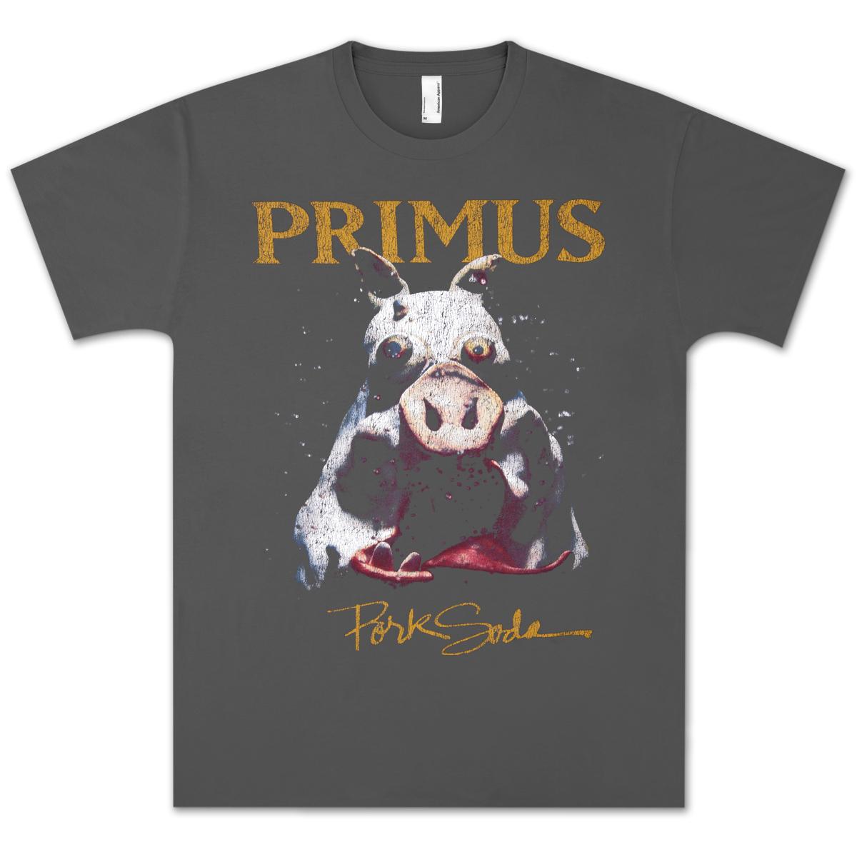 Primus Pork Soda Unisex T-shirt
