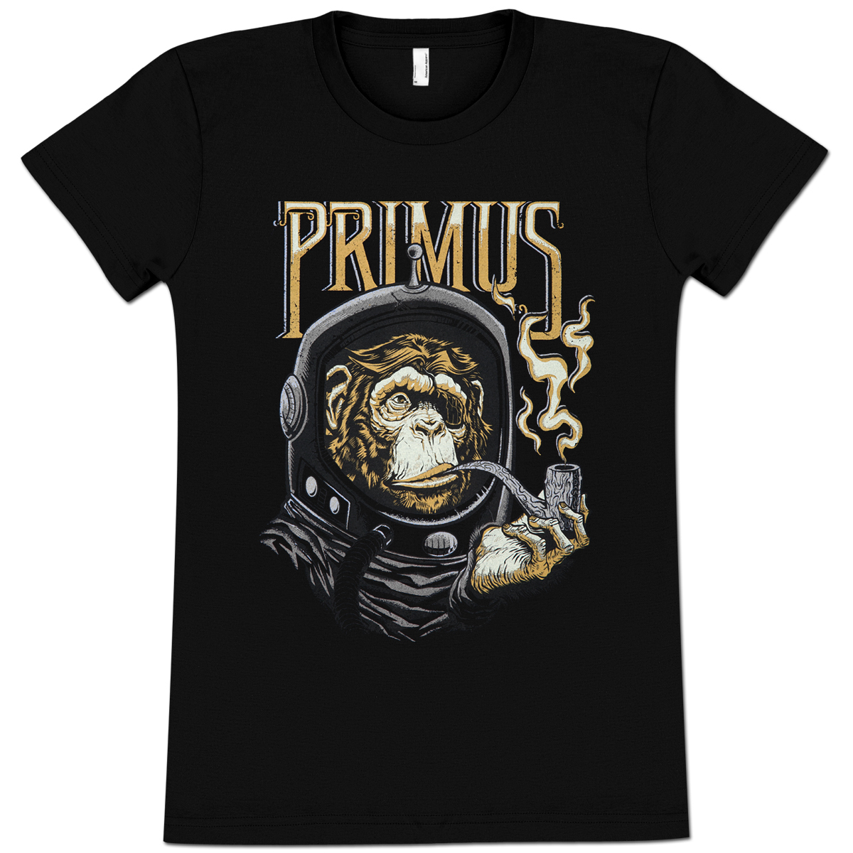 Primus Astro Monkey Ladies Tee