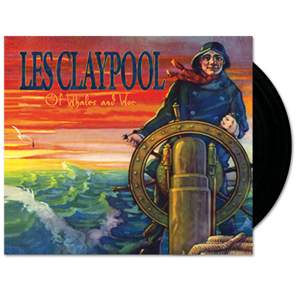 Les Claypool - Of Whales and Woe LP