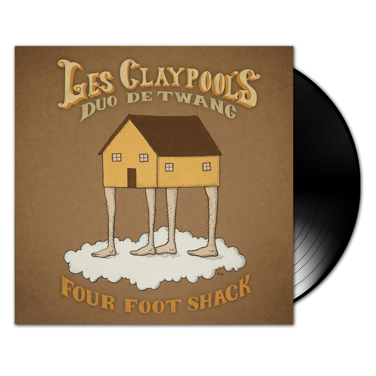 Duo De Twang - Four Foot Shack Vinyl