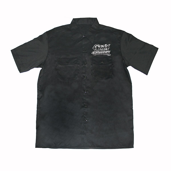 New - Ozzy Osbourne Work Shirt