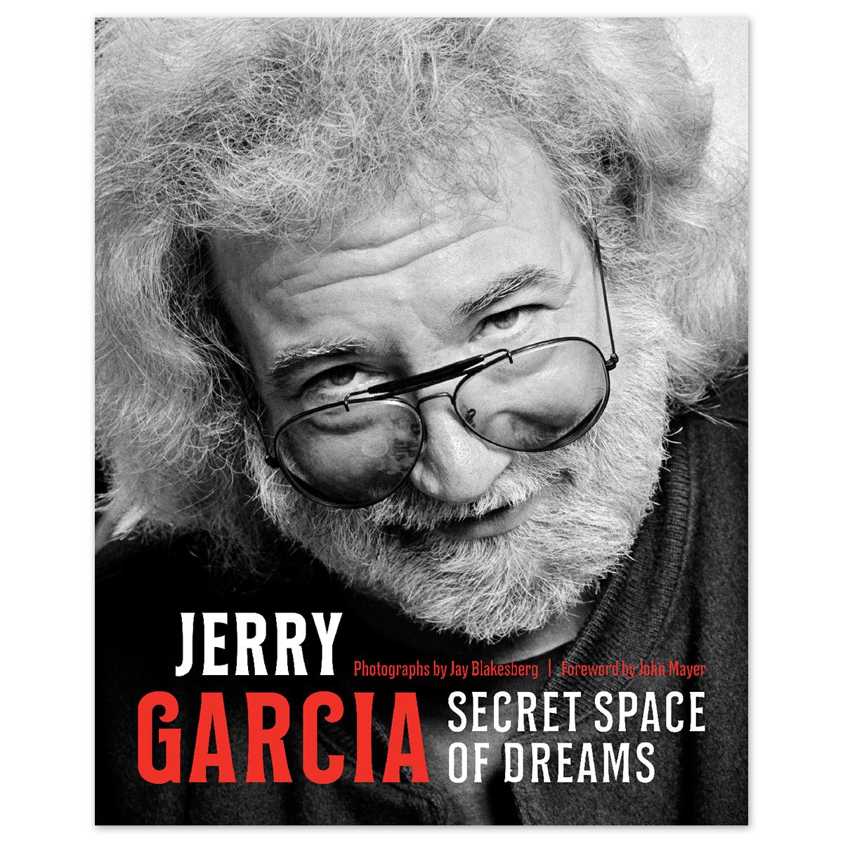Jerry Garcia - Secret Space of Dreams