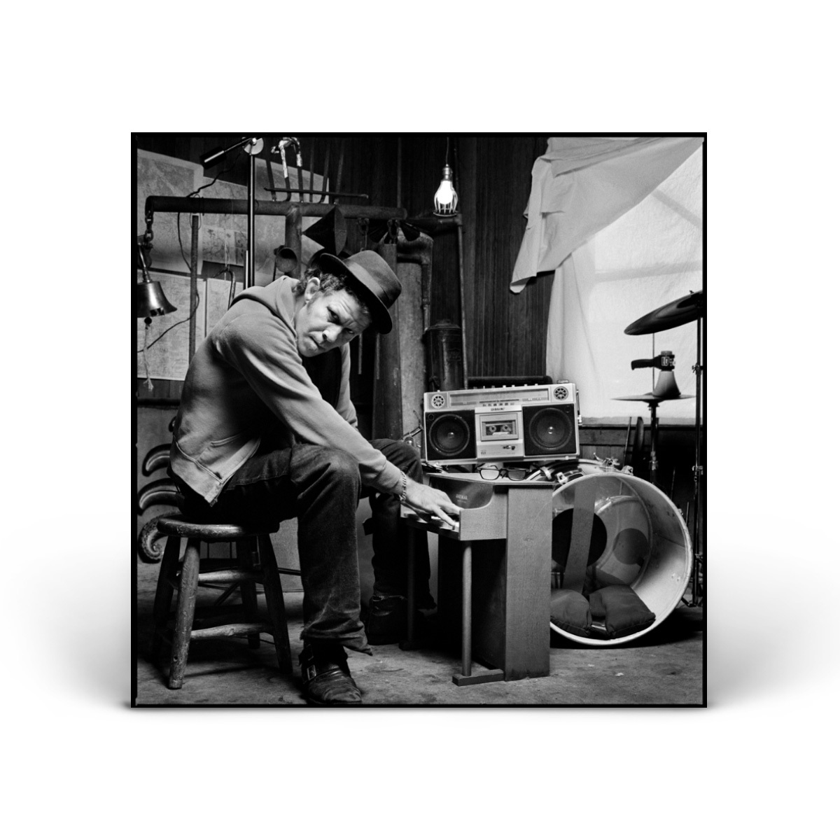 Tom Waits Piano