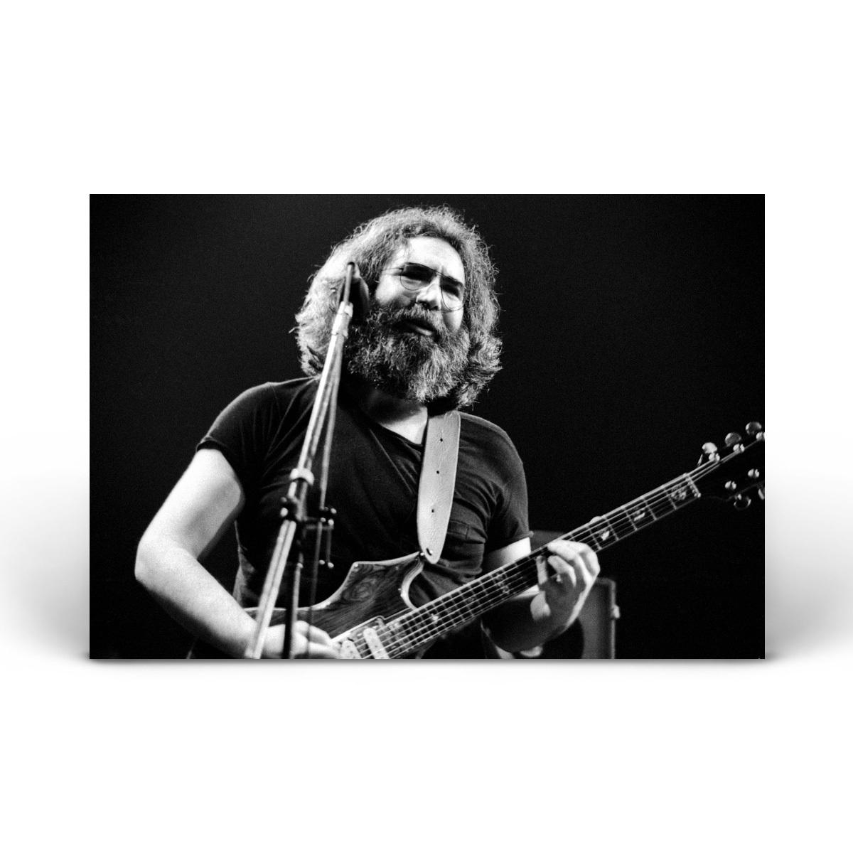 Jerry Garcia - 12/10/92