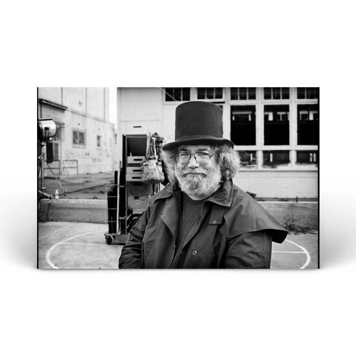 Jerry Garcia - Oakland, CA 1987