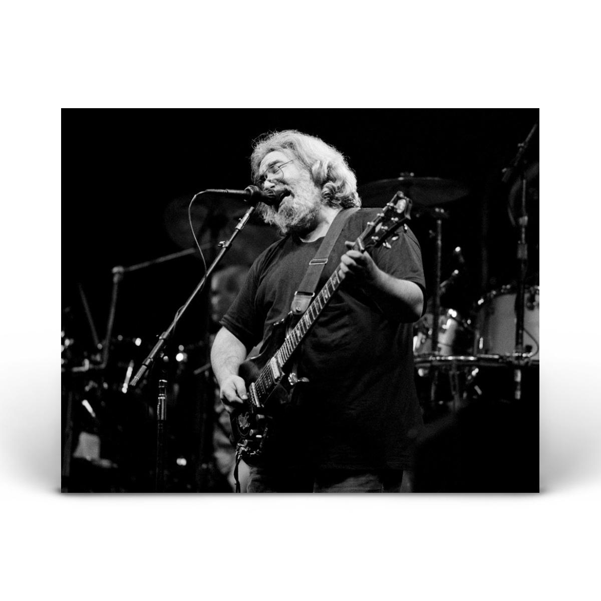 Jerry Garcia - Oakland CA, 12/31/87