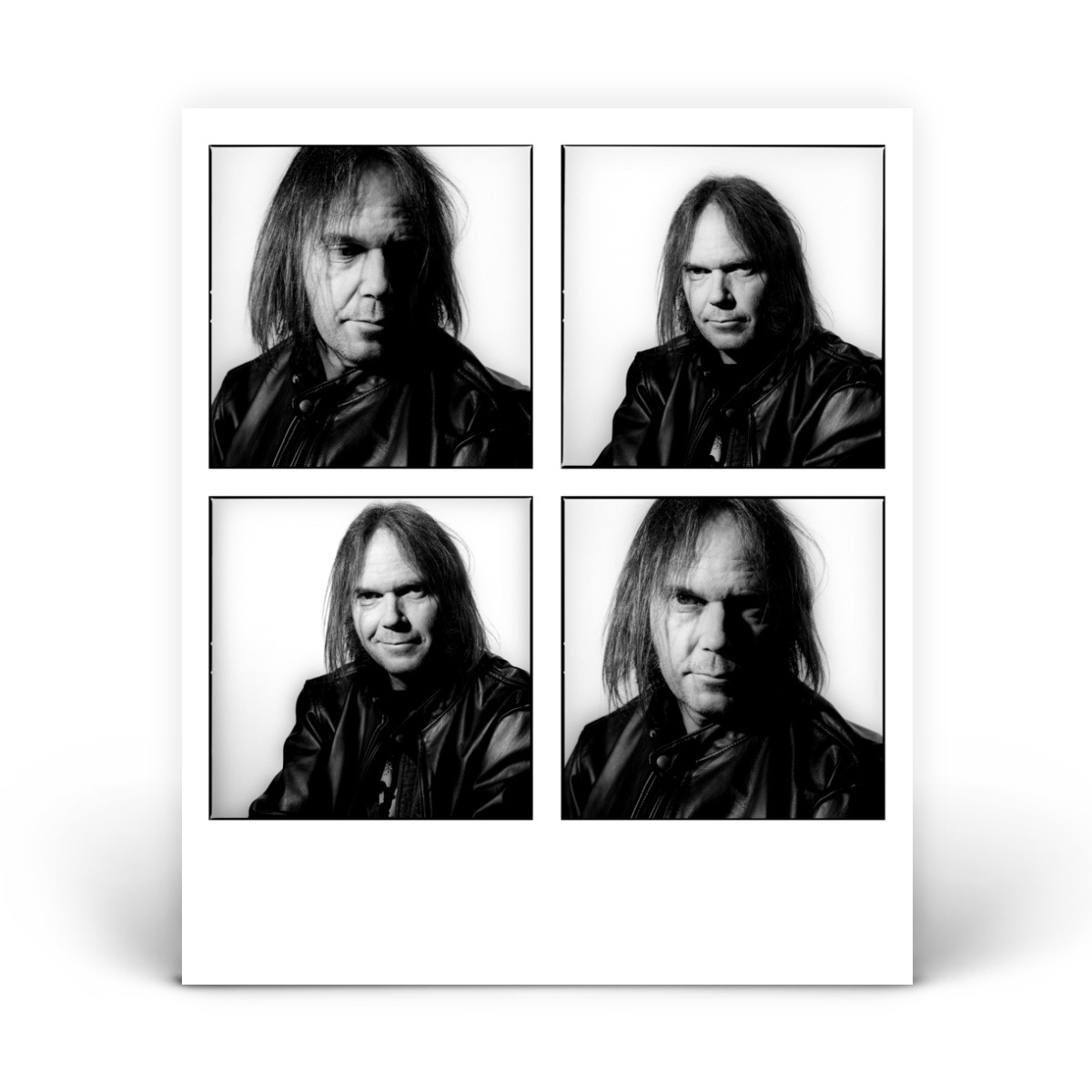 Neil Young - B&W