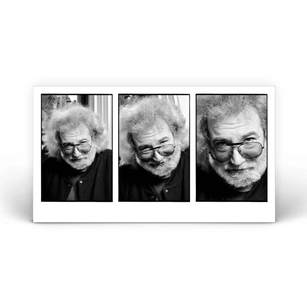 Jerry Garcia - 3 Frames