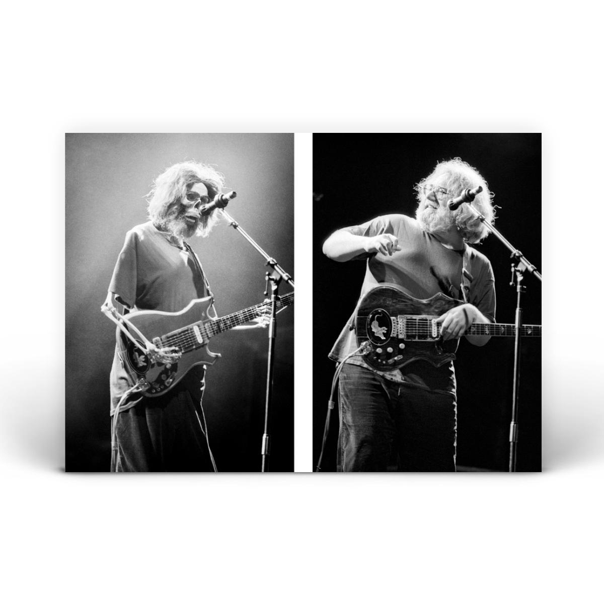 Jerry Garcia w/ Skeleton