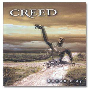 Human Clay CD