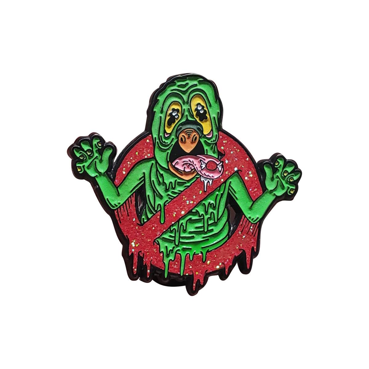 Ghostbuster Pin