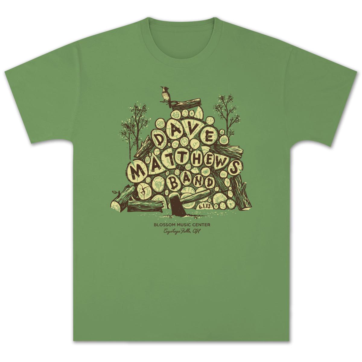 DMB Live Trax 29 T-Shirt