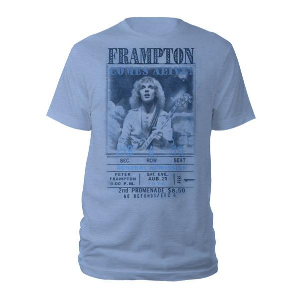 Peter Frampton Comes Alive Tee