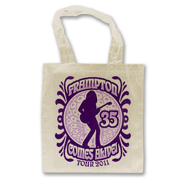 Frampton Comes Alive 35 Tour Tote Bag