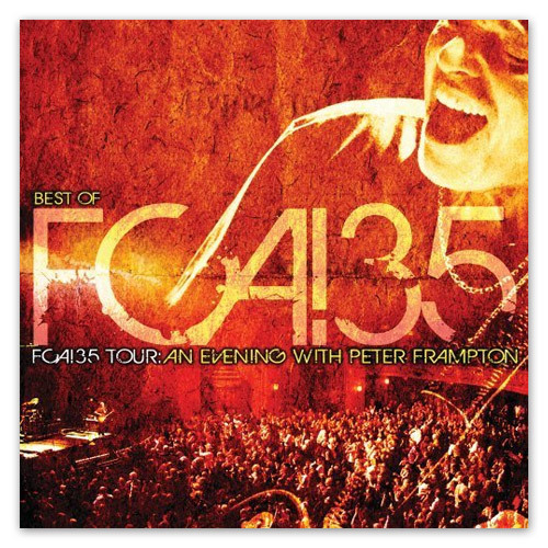 Peter Frampton FCA! 35 CDs