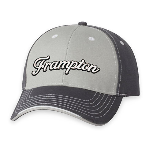 Peter Frampton Script Logo 2014 Tour Hat