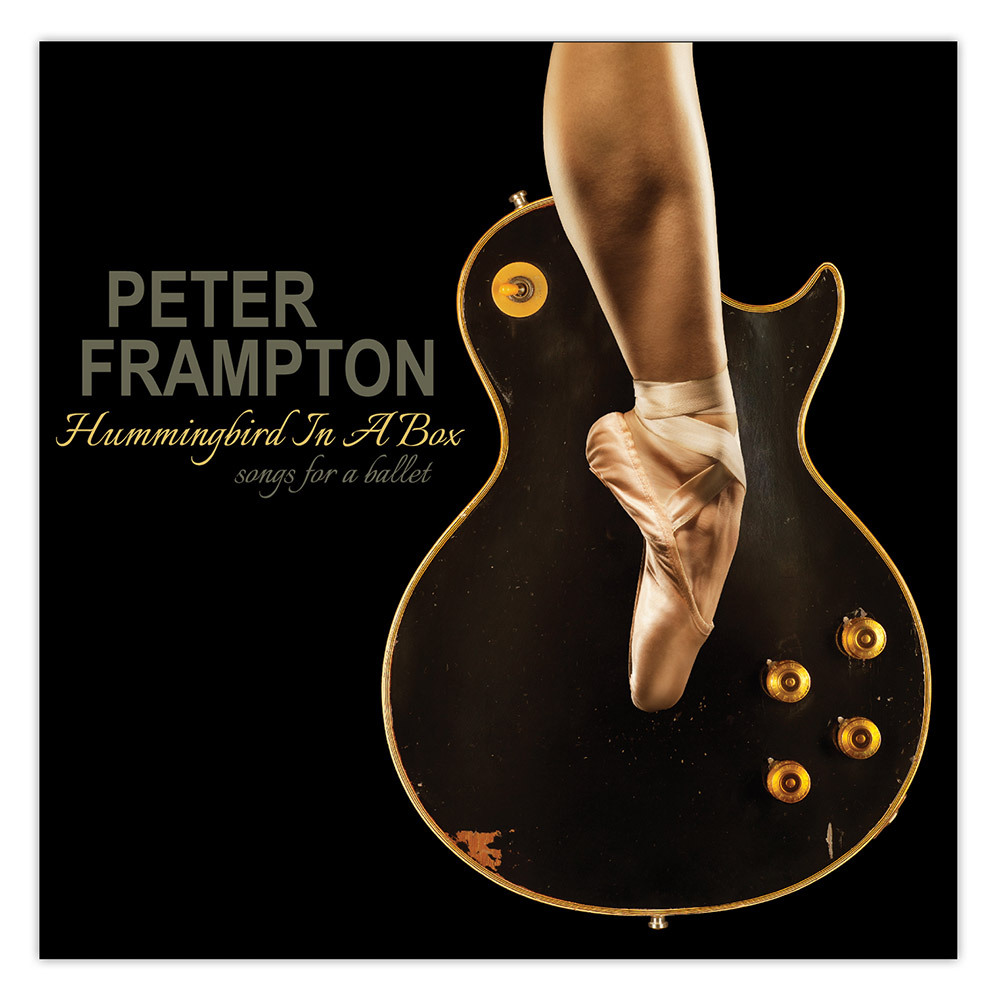 Peter Frampton Hummingbird in a Box CD