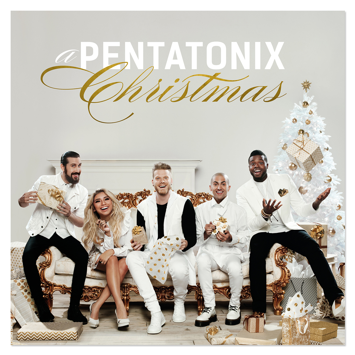 """A Pentatonix Christmas"" CD"