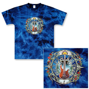 Kids Phil Lesh Bass Logo Tie Dye T
