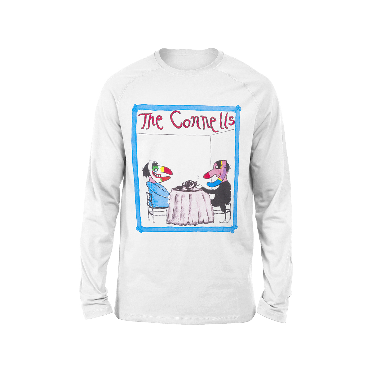 The Connells Fun & Games Long Sleeve T-shirt