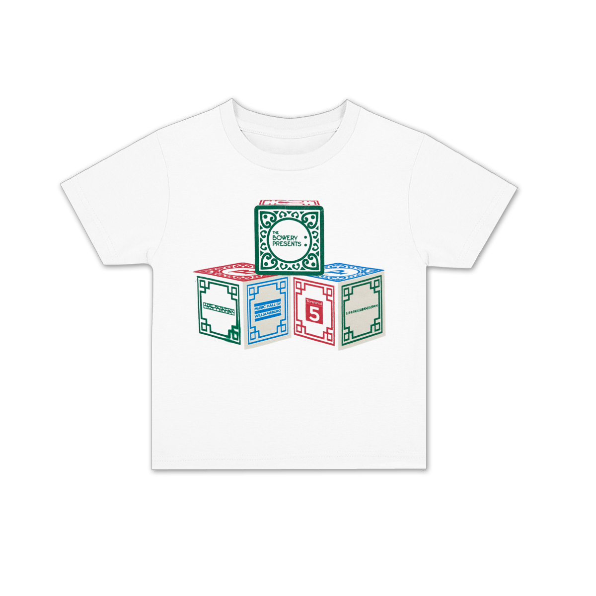 Bowery Presents Toddler S/S Tee