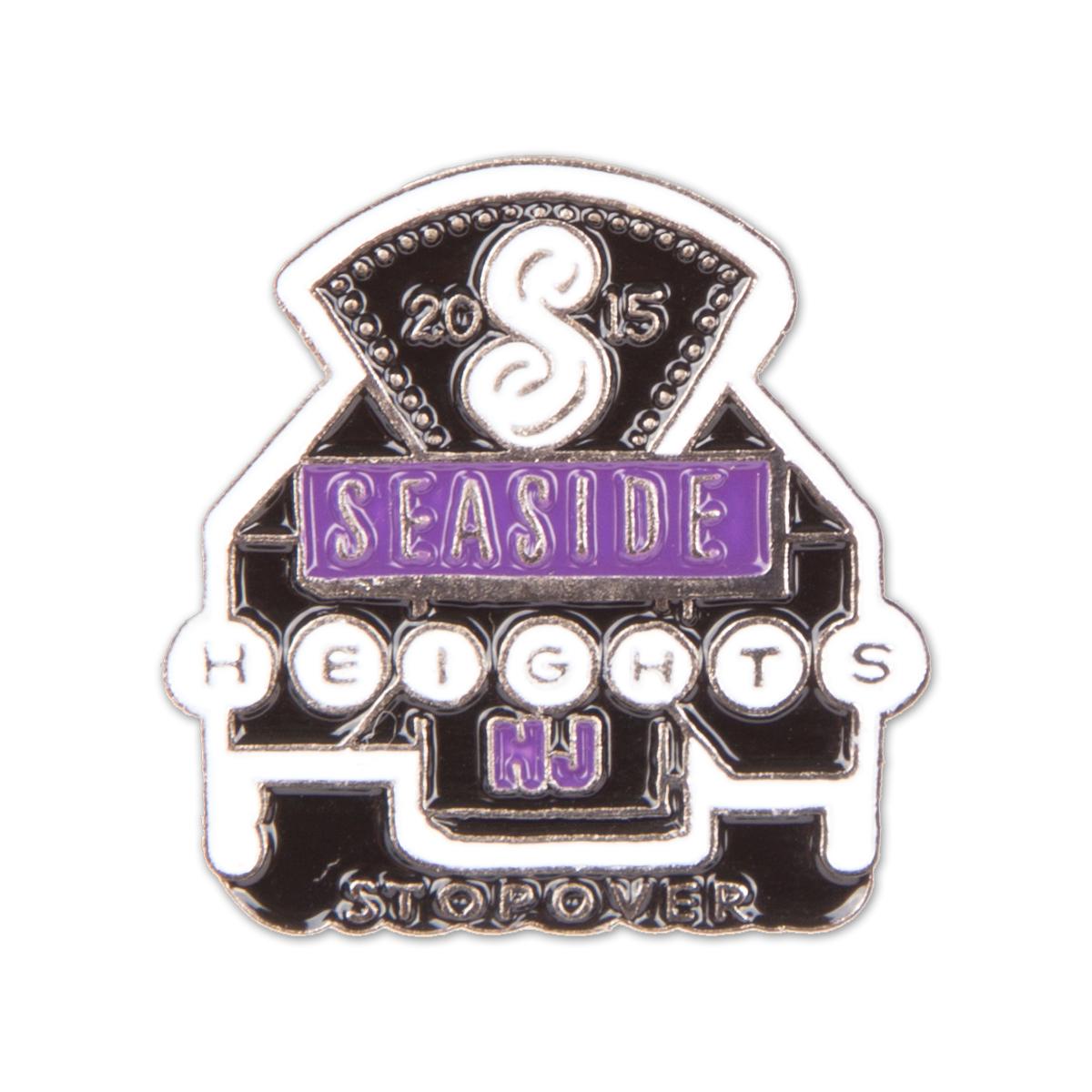 Seaside Heights Lapel Pin