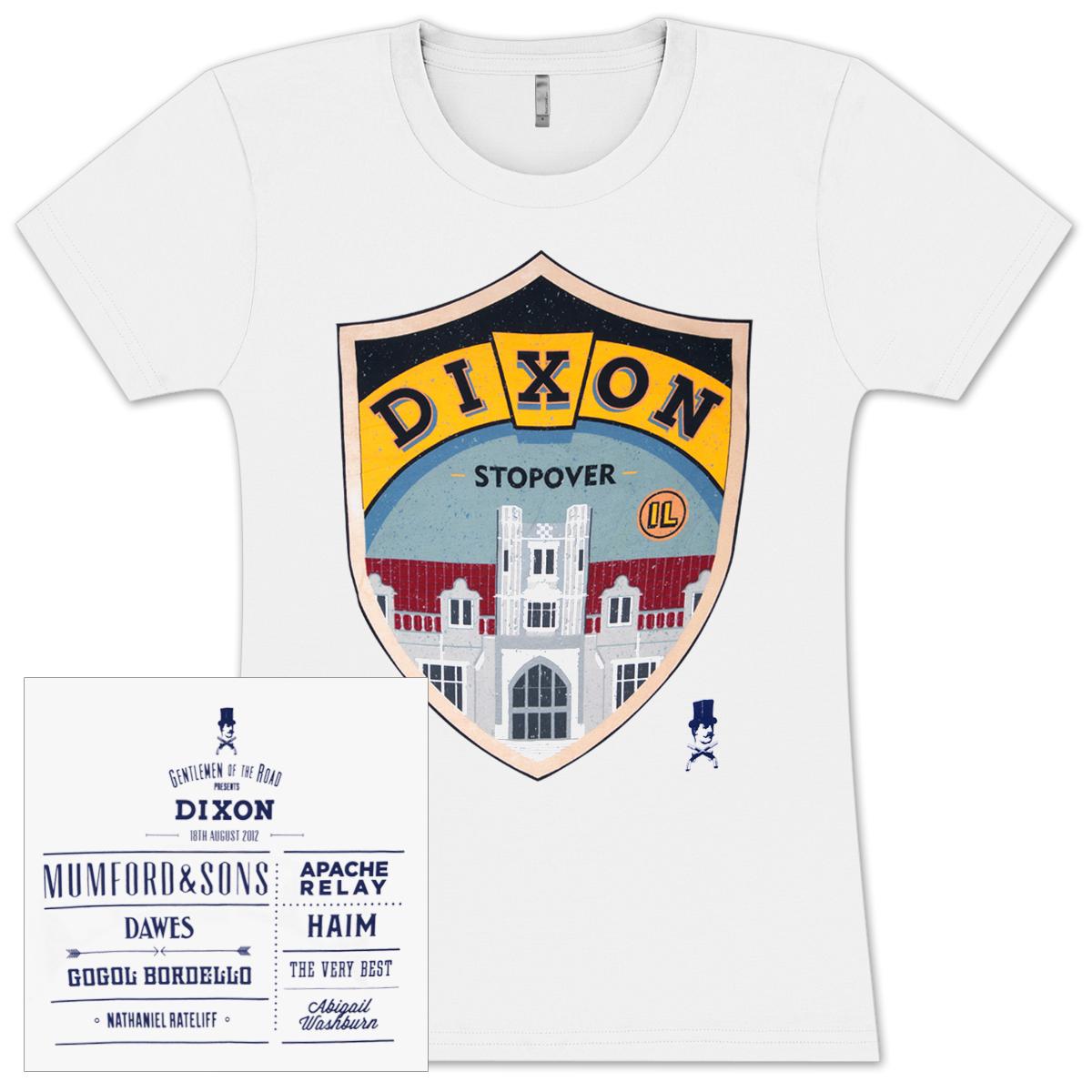 Dixon Stopover Ladies T-Shirt