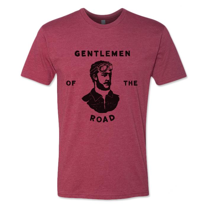 2015 GOTR Men's Red Willis Tee