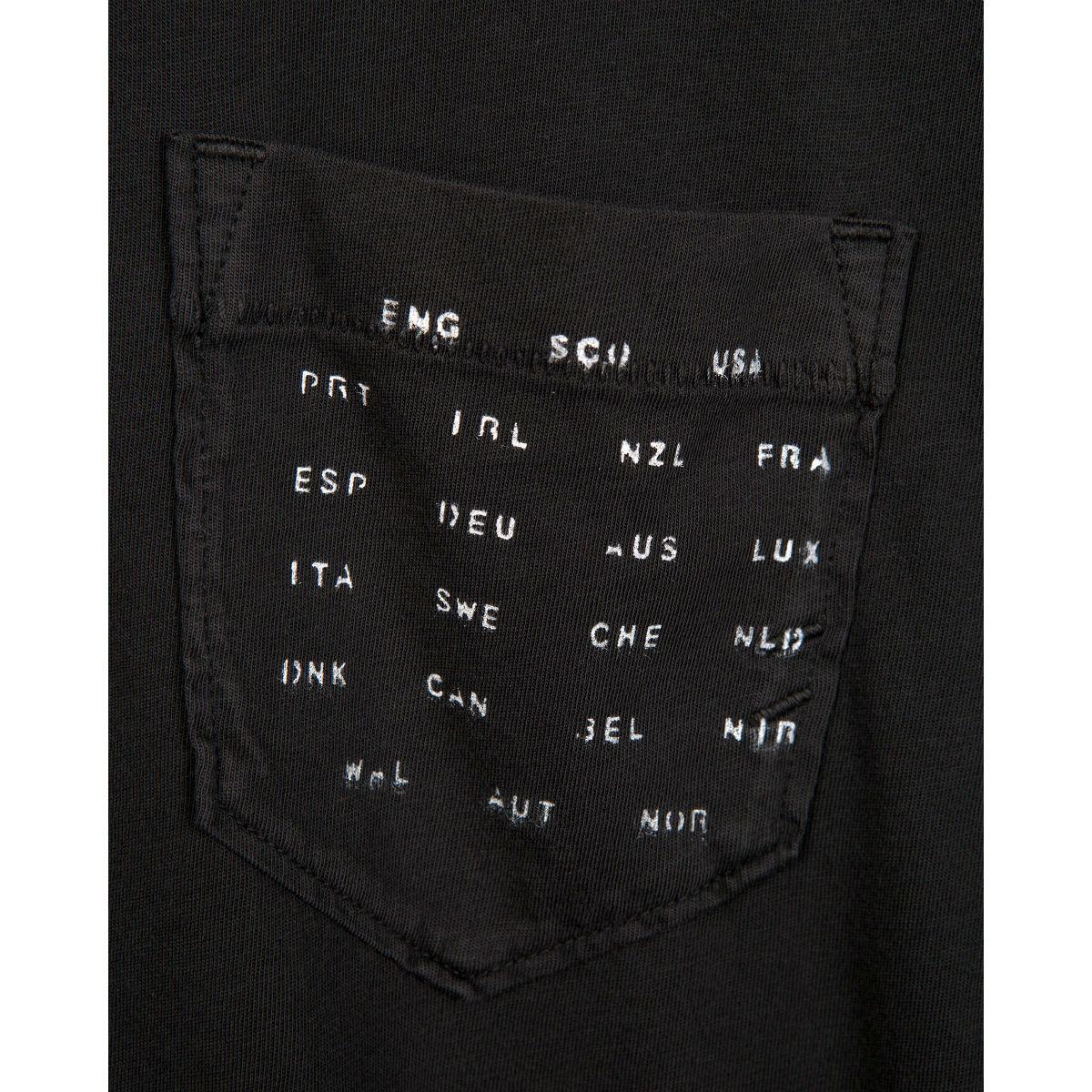 Billy Reid GOTR Delta Tour Unisex T-Shirt - Charcoal