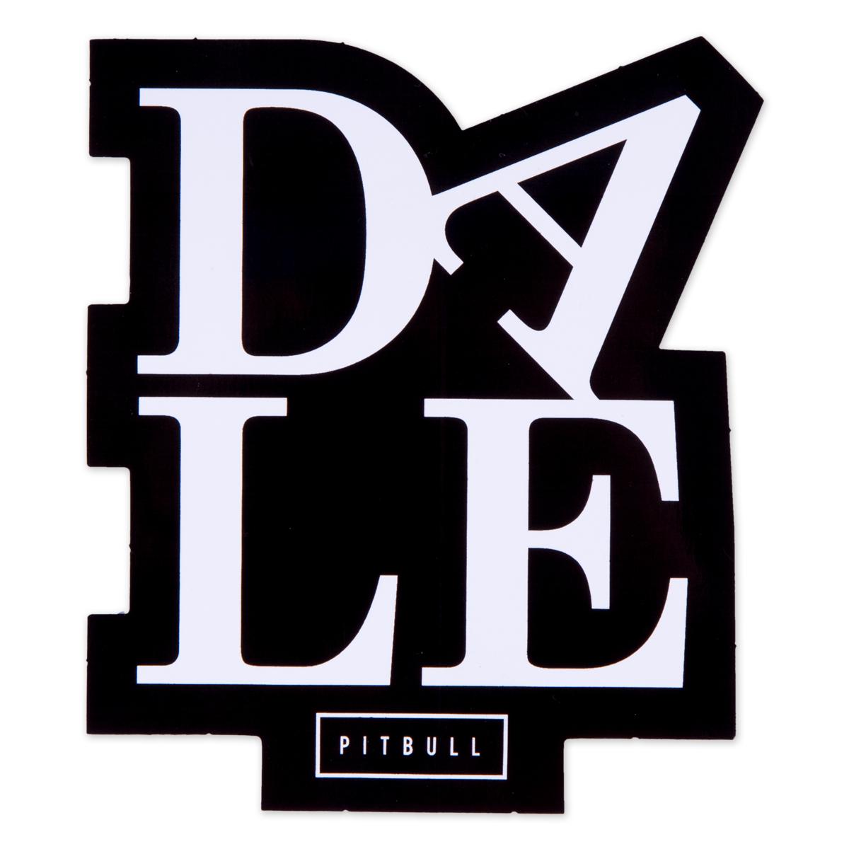 PITBULL Dale Sticker