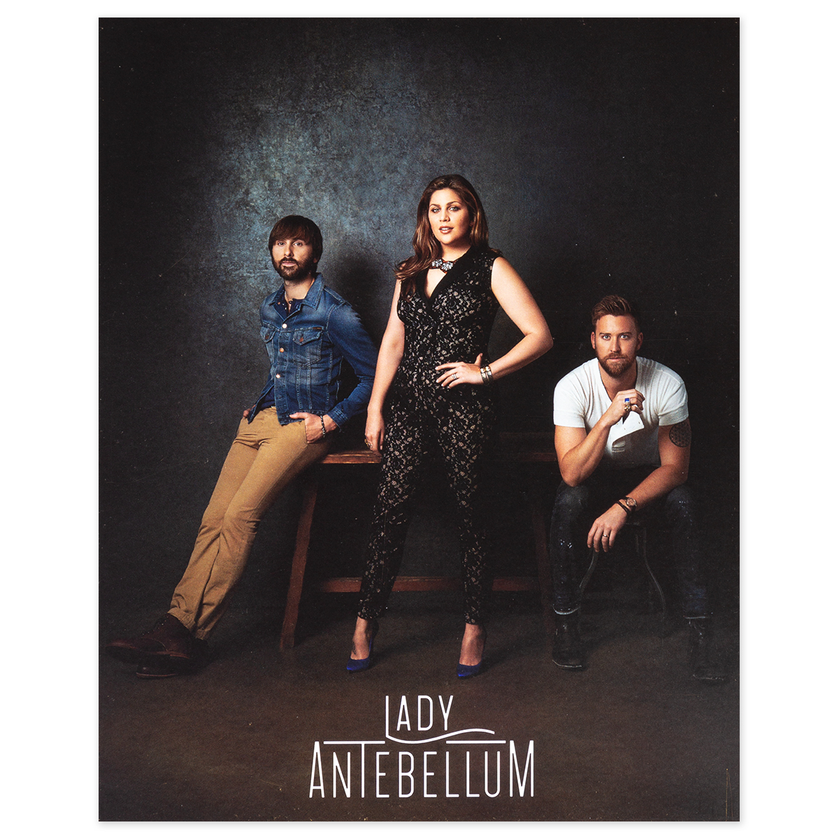 Lady Antebellum Band Photo