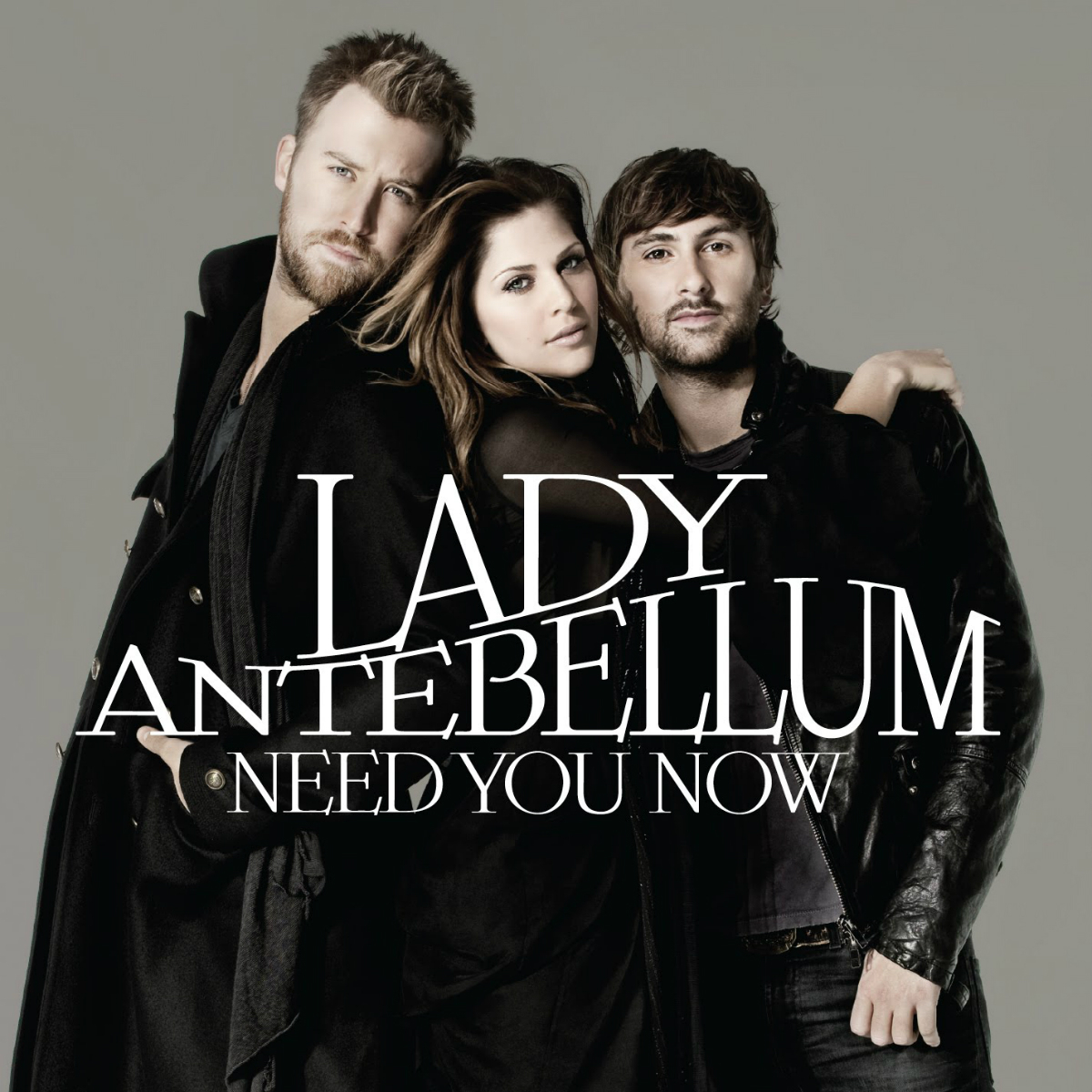 Lady Antebellum Need You Now CD