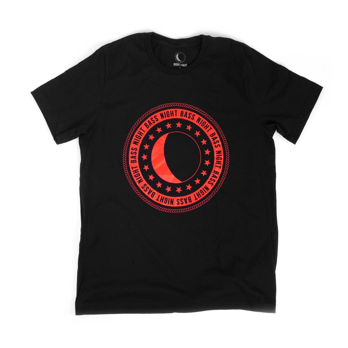 Night Bass Crest T-Shirt