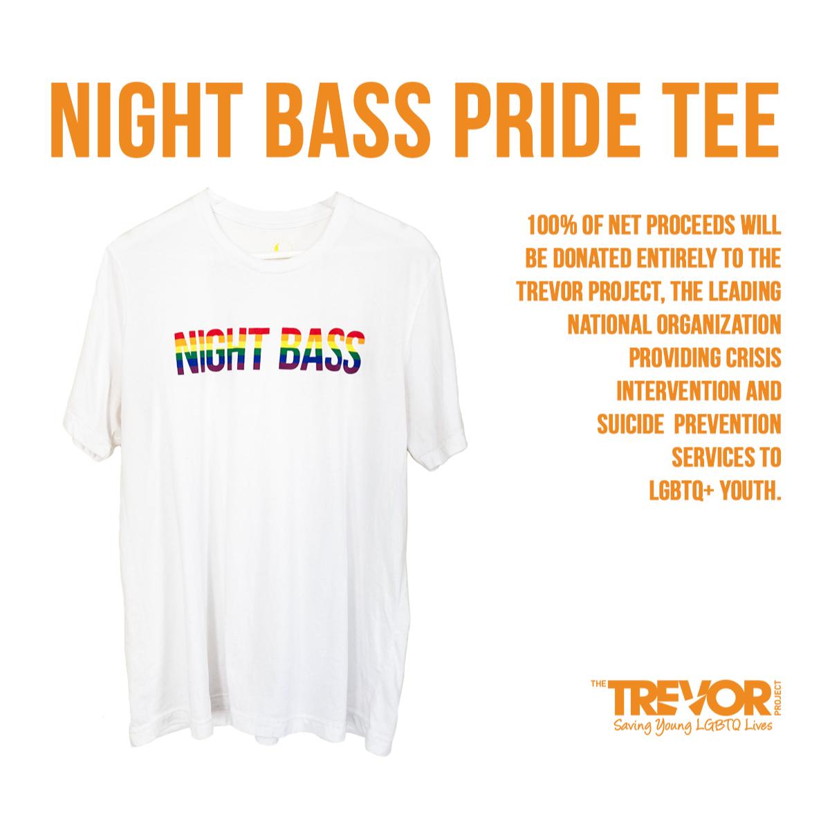 Night Bass Pride Tee