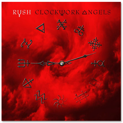 """Clockwork Angels"" CD"