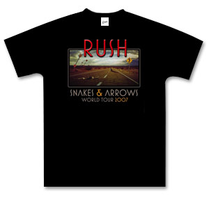Snakes & Arrows T-Shirt