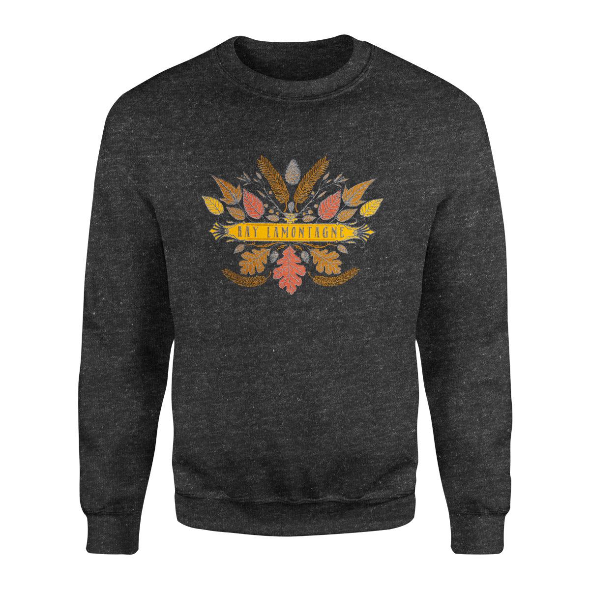 Ray LaMontagne Eco-Fleece Crewneck Sweatshirt