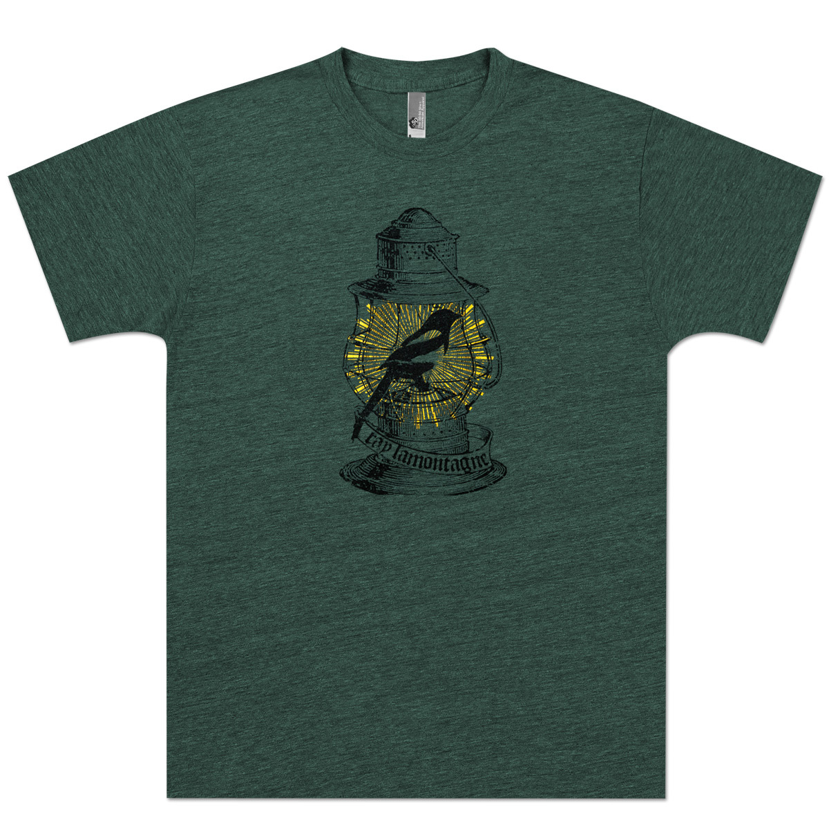 Ray LaMontagne Men's Lantern T-Shirt