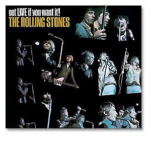 Rolling Stones - Got Live If You Want It CD