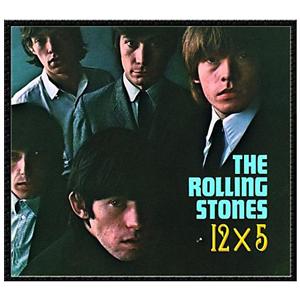 Rolling Stones - 12 X 5 - Digital Download