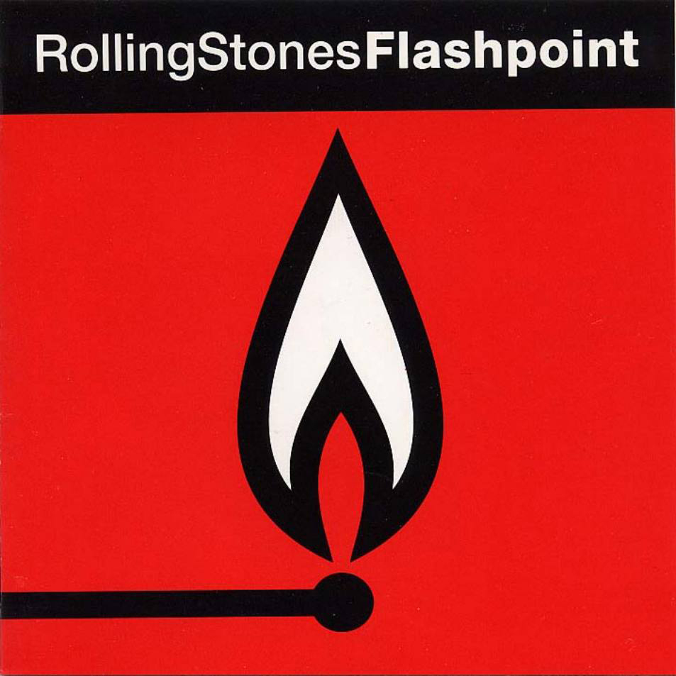 Rolling Stones - Flashpoint (2009 Re-Mastered) - Digital Download
