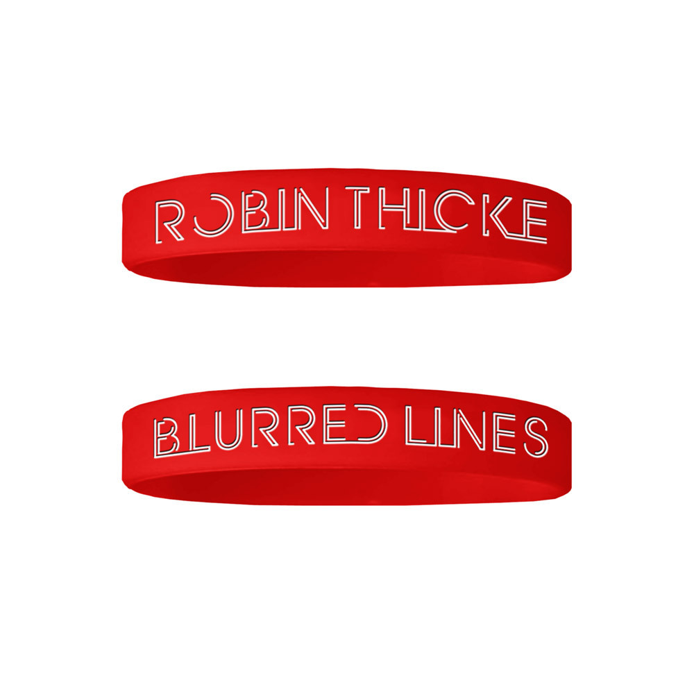 Robin Thicke Wristband