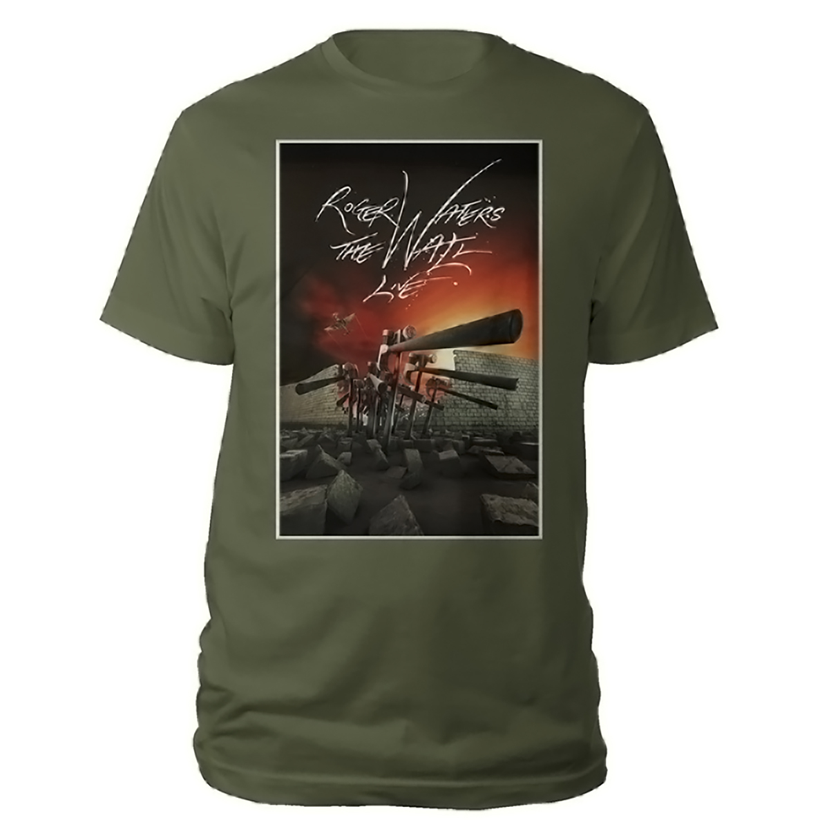 Roger Waters The Wall Live Hammers Tee