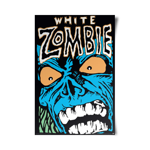 rob zombie posters