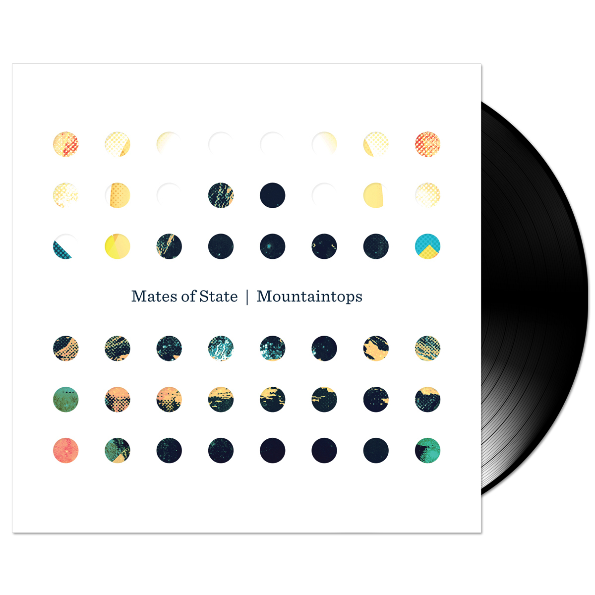 Mates of State Mountaintops LP