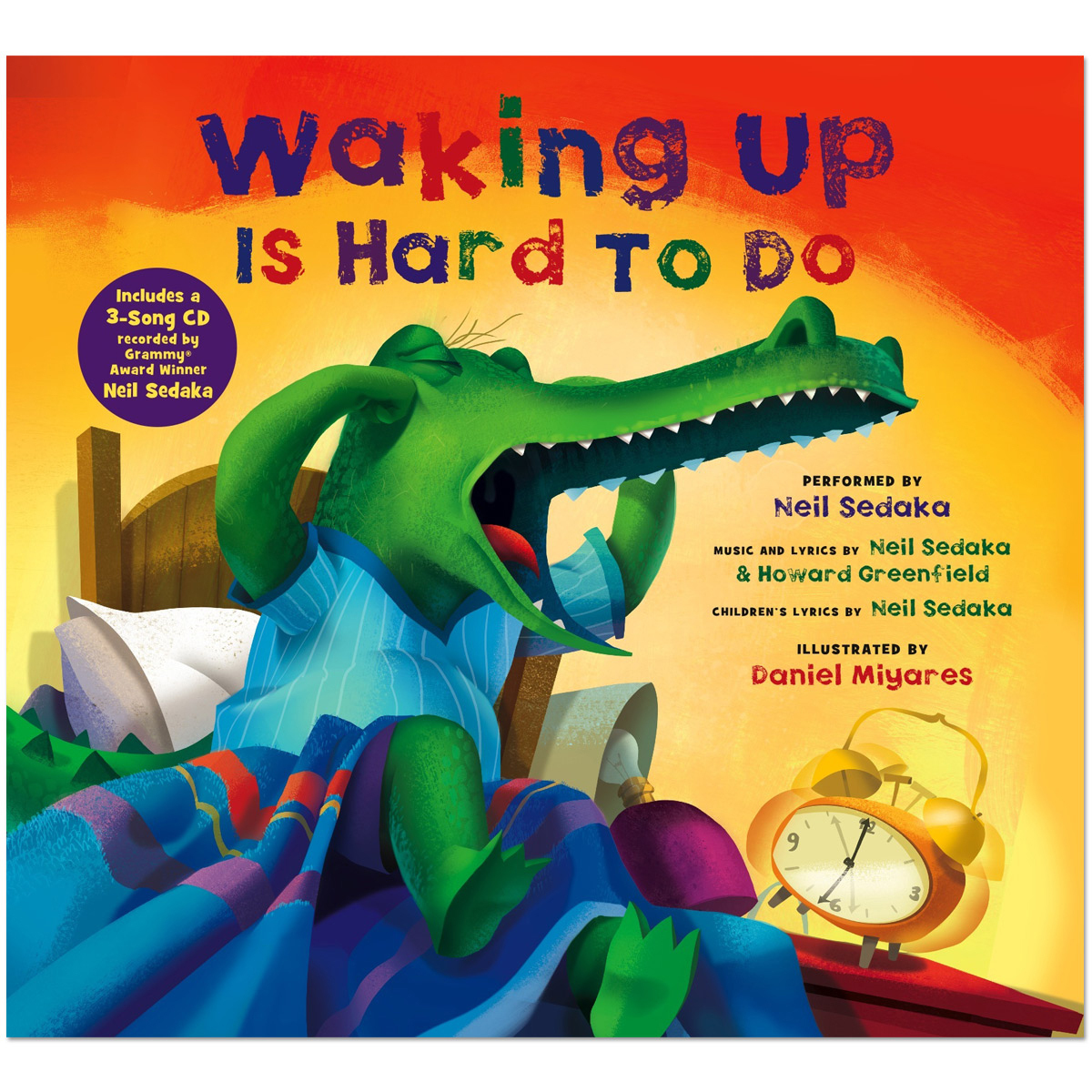 Neil Sedaka Waking Up is Hard to Do Book