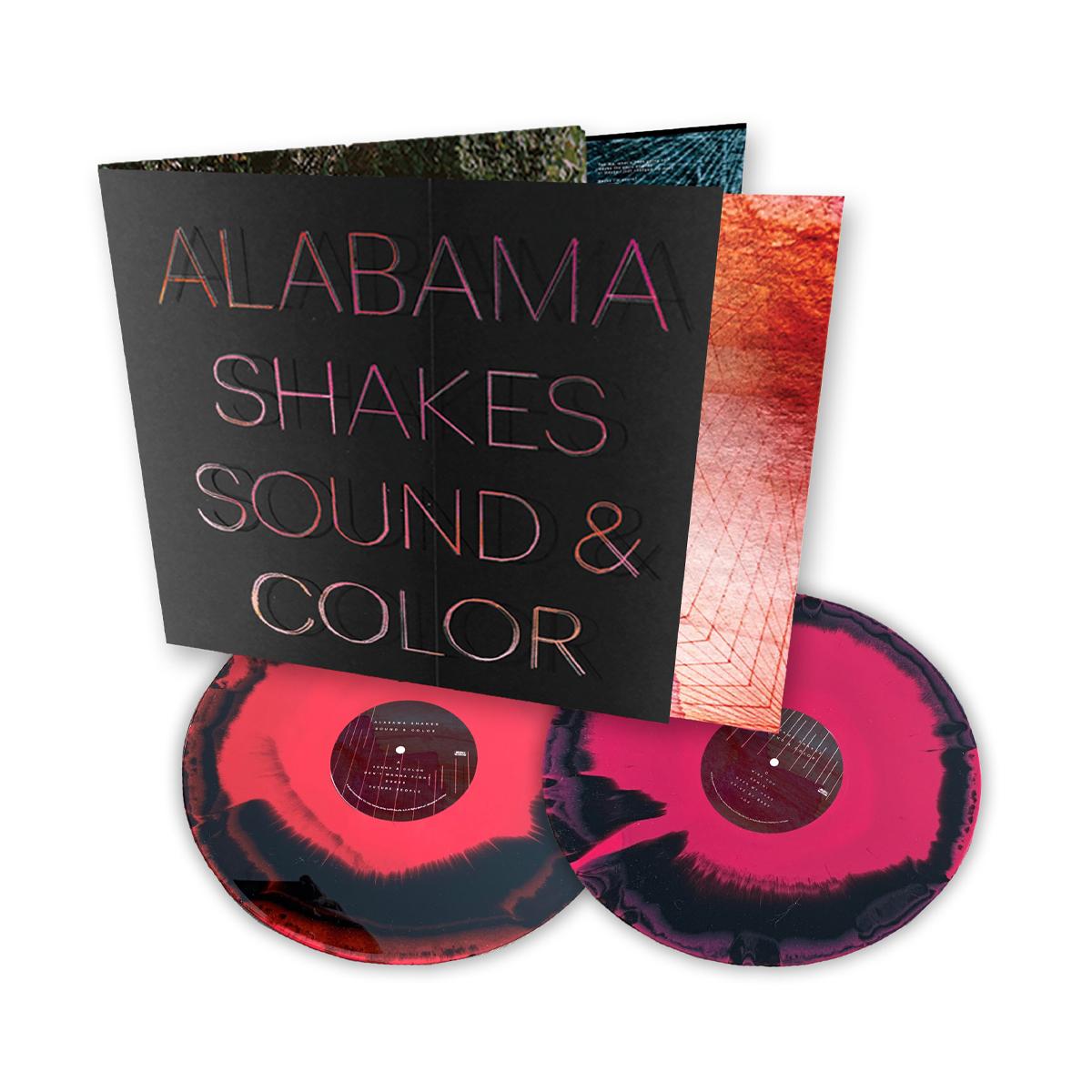 Alabama Shakes – Sound & Color Deluxe 2xLP