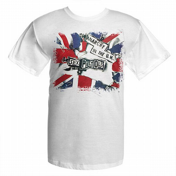 Sex Pistols Anarchy T-Shirt