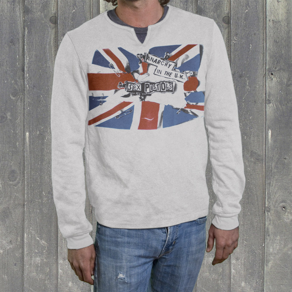 "Sex Pistols ""Anarchy in the U.K."" Men's Thermal"